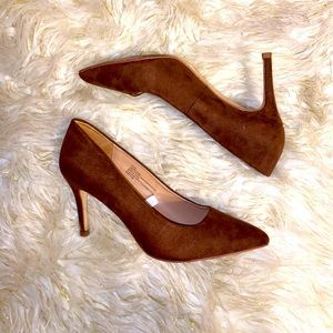 A New Day Brown Heels